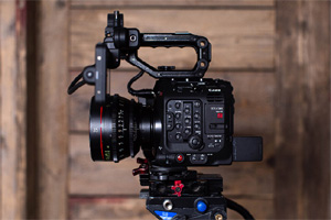 Canon C500 mk II for hire rent London